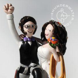 Cristina and Brian