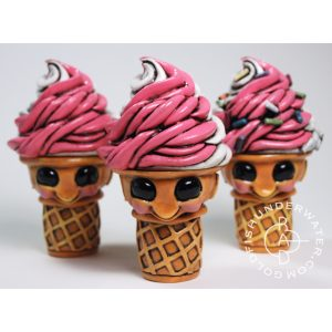 Froyo Fellas, Strawberry (print)