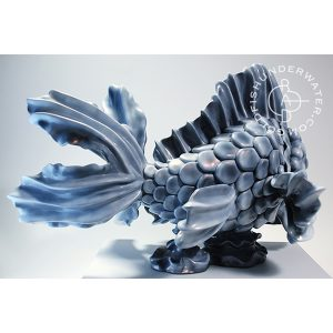 Skullfish, side (print)