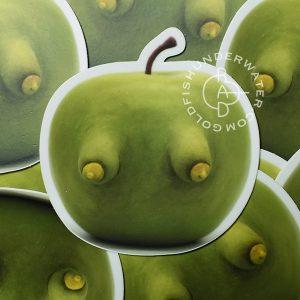 Breastables (mini-stickers)