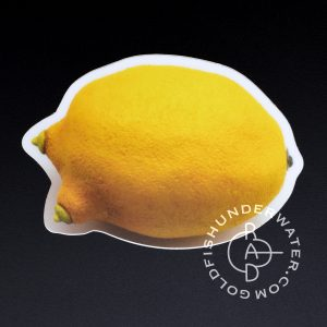 Lemon Breastable (sticker)