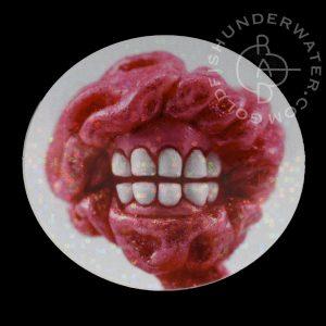Gumhead (glitter stickers)