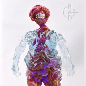 Gumhead (prism print)